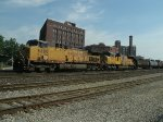 M-INPNP comes past KC Union Station